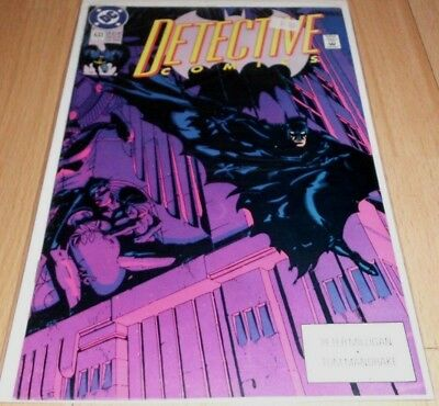 Detective Comics (1937 1st Series) #633...Published Aug 1991 by DC.