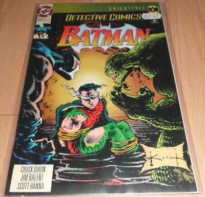 Detective Comics (1937 1st Series) #660...Published May 1993 by DC.