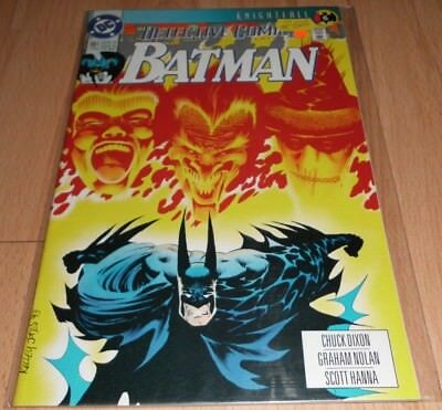 Detective Comics (1937 1st Series) #661...Published Jun 1993 by DC.
