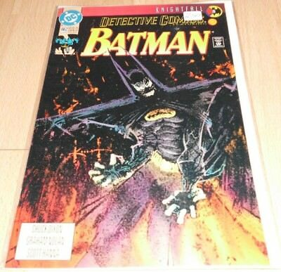 Detective Comics (1937 1st Series) #662...Published Jun 1993 by DC.