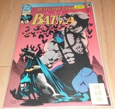 Detective Comics (1937 1st Series) #664...Published Aug 1993 by DC.