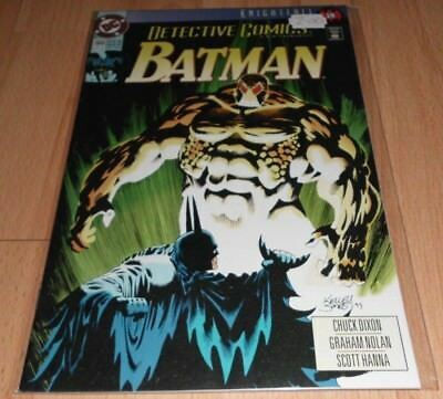 Detective Comics (1937 1st Series) #666...Published Sep 1993 by DC.