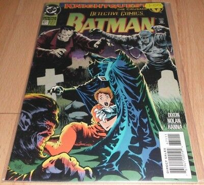 Detective Comics (1937 1st Series) #671...Published Feb 1994 by DC.