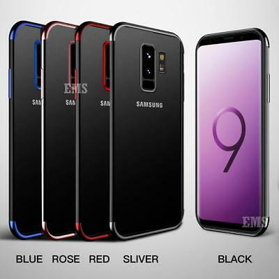Samsung Galaxy J2 Pro J8 A8 2018 S8 S9 Plus Soft Gel Slim Shockproof Case Cover
