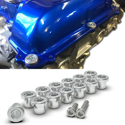 ROCKER COVER GROMMET WASHER & BOLT SET KIT fits NISSAN 200SX S13 PS13 SR20DET