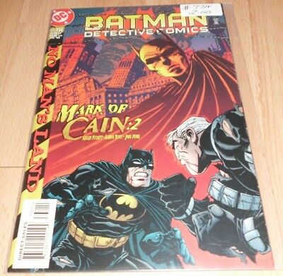 Detective Comics (1937 1st Series) #734...Published Jul 1999 by DC.