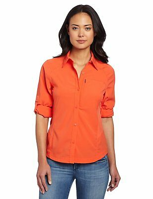 Columbia Silver Ridge LS Shirt, chemise outdoor manches longues femme.