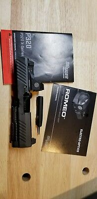 SIG SAUER P320 RX 320 RX Compact Slide 9mm Romeo1 Red Dot p320c 320c NEW