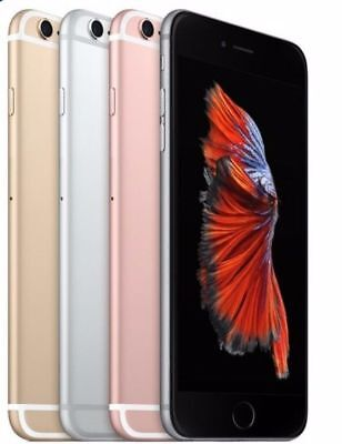 Apple iPhone 6S 16GB / 32GB / 64GB /128GB UNLOCKED Space Gray, Rose Gold, Silver