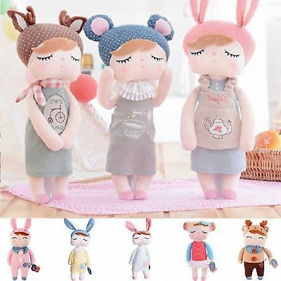 Cute Soft Plush Toy Metoo Stuffed Doll Angela Baby Girl Birthday Christmas Gift