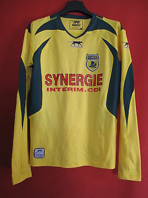 Football jersey Fc Nantes Synergy Interim former Long Sleeve Vintage Airness BE