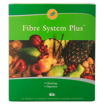 4Life - Fibre System Plus ( Cleansing, Detox, Digestion and Weight Management )