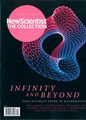 New Scientist Magazine The Collection Vol 4 / Issue 4 ~ Infinity & Beyond ~ New