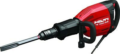 Hilti 120-Volt Polygon Breaker TE 1000-AVR Demolition Hammer Package W/ 2 Bits