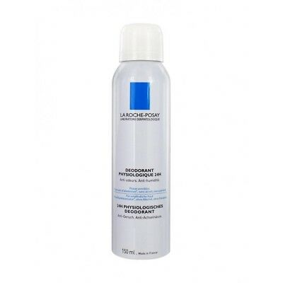 La Roche-Posay Déodorant Physiologique 24H Spray 150ml