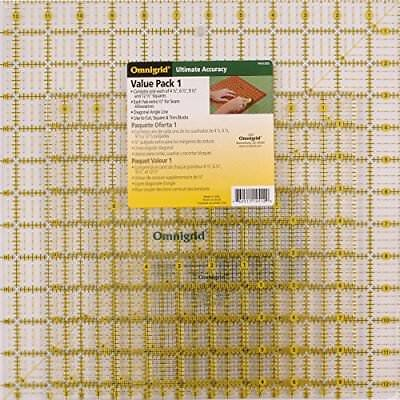 Omnigrid Ruler Value Pack 1 Package of Four