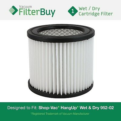 Filter Shop Vac Vacuum Cleaner Filter Speed Home Clean Remplacement ORIGINAL NEW