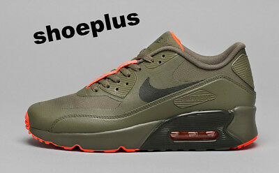 huge selection of a1f72 5b4ec ... purchase nike air max 90 ultra 2.0 medium olive orange all sizes  limited edition 14049 090a1