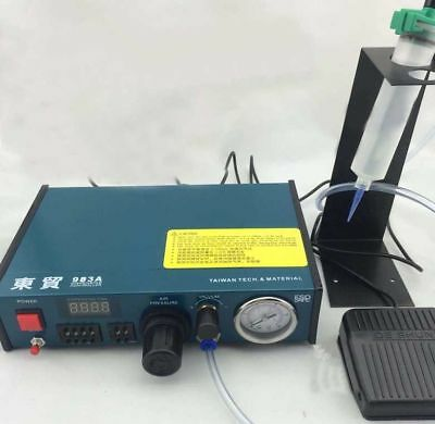 Auto Glue Dispenser Solder Paste 983A Digital Display Liquid Controller Dropper