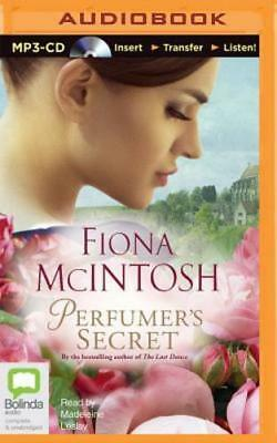 The Perfumer's Secret by Fiona McIntosh: New Audiobook