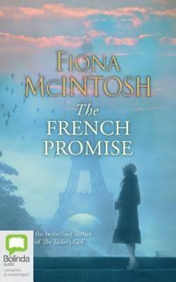 The French Promise by Fiona McIntosh: New Audiobook