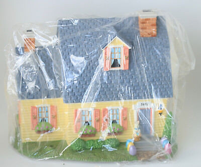 Department 56 - Happy Easter House - Snow Village Easter