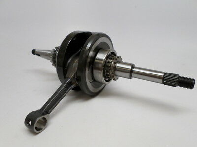 139QMB GY6 50cc Crankshaft Chinese Scooter 44mm stroker crankshaft moped SSP-G