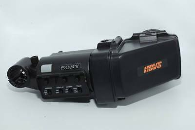 SONY HXC-D70 HD system camera CBK-VF01 3.5-inch colour LCD  viewfinder