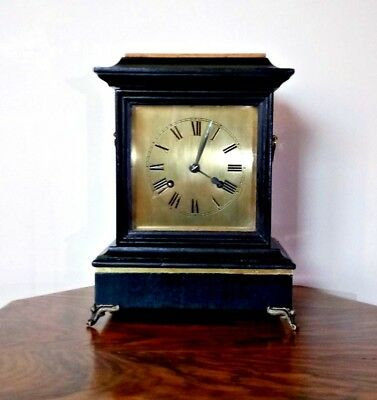 A Very Attractive Antique Mantle Clock