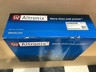 Altronix ACM Series Access Power Controllers with 8 Fused Outputs Power
