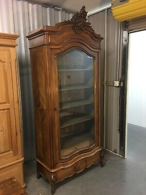 Reproduction Armoire ,linen press ,cupboard ,wardrobe french style