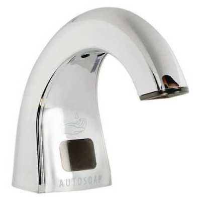 RUBBERMAID 402073 Soap Dispenser, Chrome