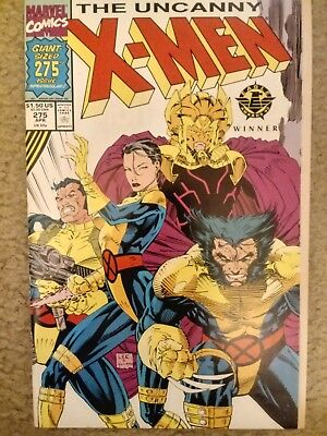 Uncanny X-Men 1St Series 1991 Issue #2 Marvel Comics, Mint Condition