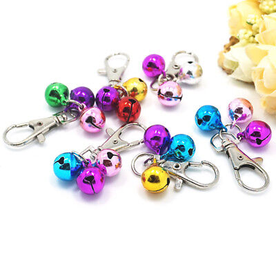 Puppy Cat Collar Animal Bell Accessories For Collar Loud Bell kitten Safety cute