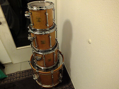 SONOR FORCE MAPLE TULIP DRUMSET 20-8-10-12-14 SCHLAGZEUG MADE in GERMANY
