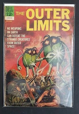 The Outer Limits #1 Battleground of Monsters!