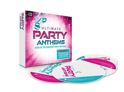 Ultimate... Party Anthems - Various Artists (Box Set) [CD]