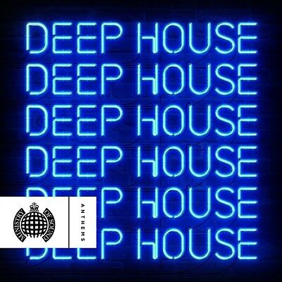 Deep House Anthems - Various Artists (Box Set) [CD]