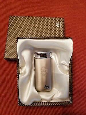 Police Lighter Chilean in satin gift box