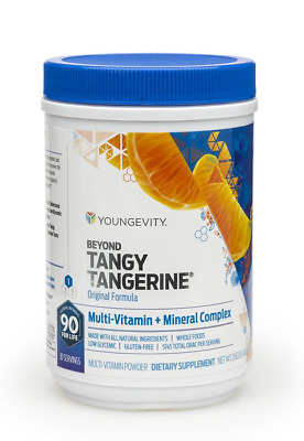 David Beyond Tangy Tangerine Powder 420g by Youngevity