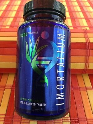 David Imortalium 120 bi layered tablets by Youngevity one bottle