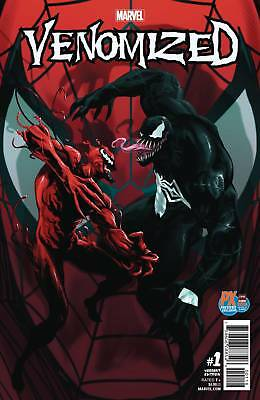 VENOMIZED #1 C2E2 Variant Marvel Comics NM Presale 4/3/2018