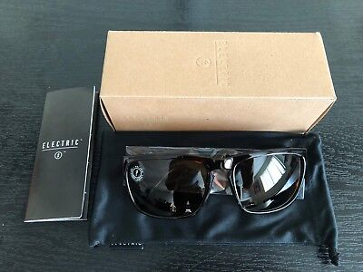 Authentic Electric Knoxville XL Gloss Tortoise Polarized Sunglasses