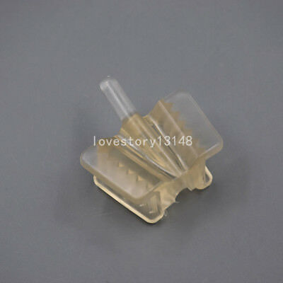 1Pc Dental Silicone Mouth Prop Support Holding Saliva Ejector Suction Tip L Size