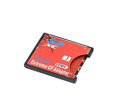 NEW SD SDHC SDXC To CF Compact Flash Memory Card Adapter Reader type 1 WIFI