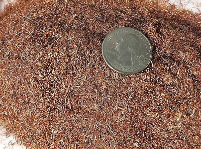 50 lbs.. Extra Fine Shavings/Grains for Orgone Supplies-.999% Pure Copper