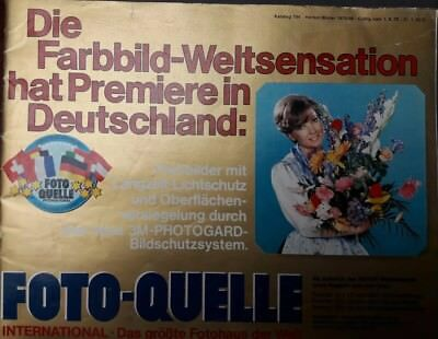 Foto Quelle Katalog Herbst/Winter 79/80
