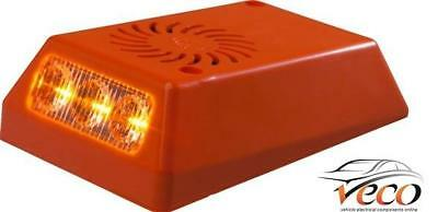 Indicator Alarmalight Truck Lorry Fors Safety Cyclist Blindspot Protection