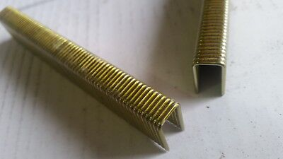 Stanley Bostitch S5/100 staples. Length 20mm, code 110001Z