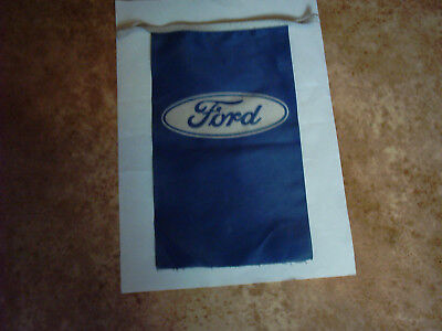 Ford Fahne Flagge Wimpel 70er Jahre